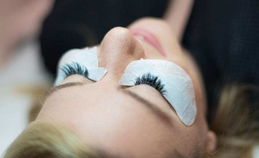EyeLash Extensions1- home page featured